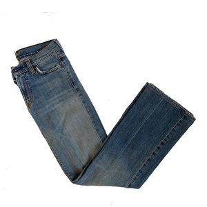 7 for all Mankind Jeans - bootcut Size 25